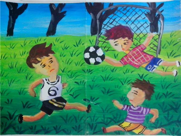 我的梦 中国梦 书法绘画作品