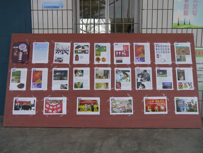 六川河小学:校园安全宣传教育活动